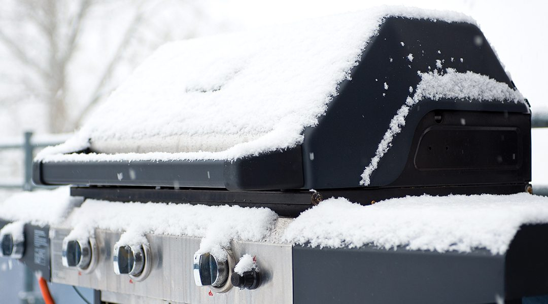 Winterizing Your Barbecue