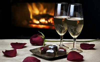 How To Plan A Fireside Date At Home