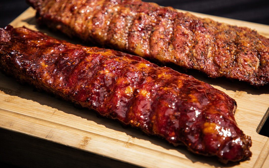 Sweet and Spicy, Tangy and Tasty Ribs