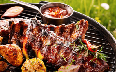 Happy National BBQ Month!